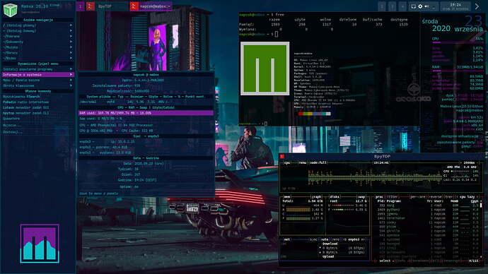 Mabox_Ram_usage