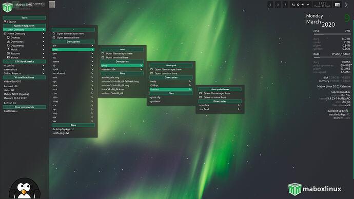 MaboxLinux20.02-places-sidepanel
