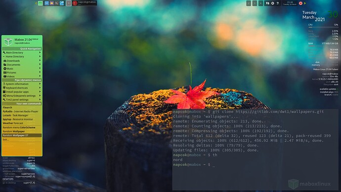 Mabox_dt_wallpapers